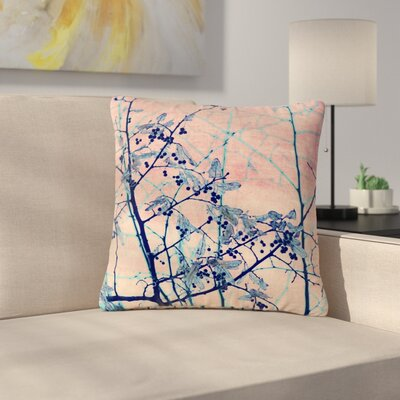 Ingrid Beddoes Sweetgum Tree Nature Outdoor Throw Pillow Size: 16 H x 16 W x 5 D