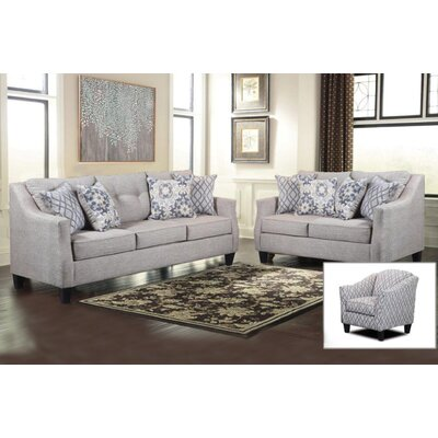 Fregoso Configurable Living Room Set