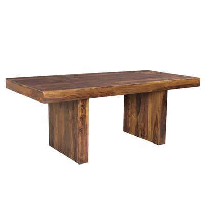 Lusby Sheesham Wood Dining Table