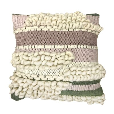 Safi Handwoven Wool Pillow Sham