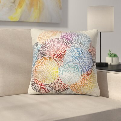 Waterproof Pillow Cover Size: 18 x 18