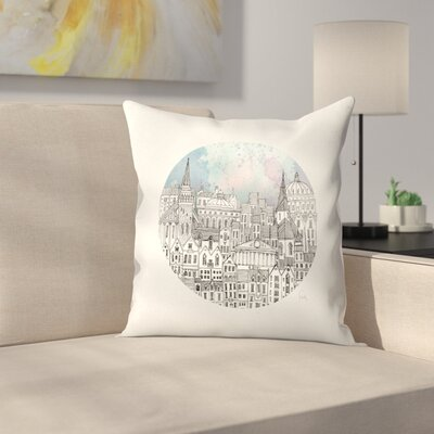 This Dear City Throw Pillow Size: 18 x 18