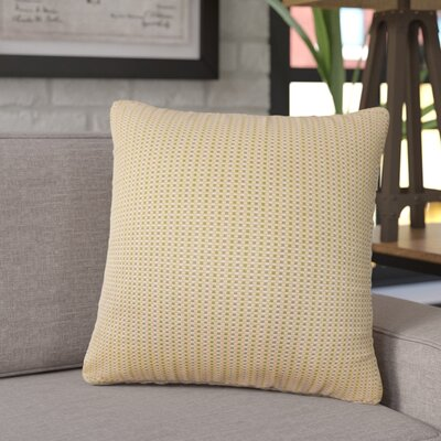Kossivi Woven Throw Pillow