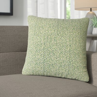Milania Woven Throw Pillow Color: Rickey