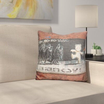 The Mild Mild West Throw Pillow
