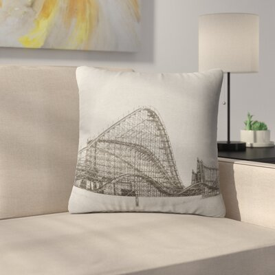 Tollison Accent Pillow Size: 16 H x 16 W x 5 D, Color: Beige