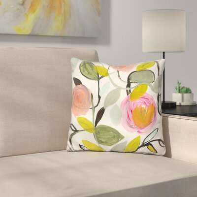 Mather Ginas Home Throw Pillow
