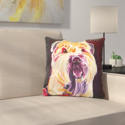 Bailey Boy Throw Pillow