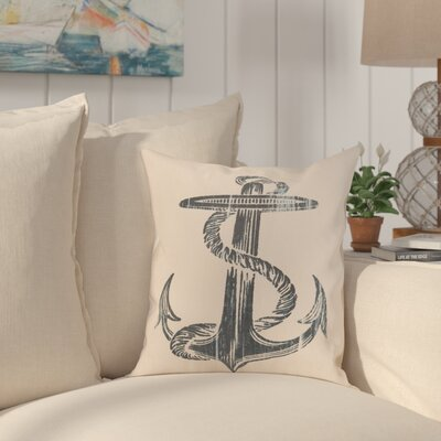 Raiana Anchor Throw Pillow