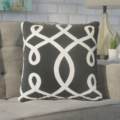 Wimberley Geometric Cotton Throw Pillow