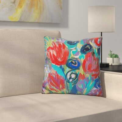 Mariani Savasana Throw Pillow