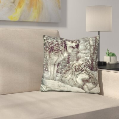 Bedding Down Throw Pillow