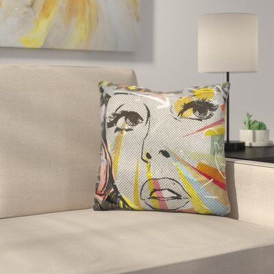 The Long Stretch Throw Pillow