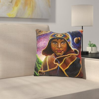 Cholito Mystico Throw Pillow