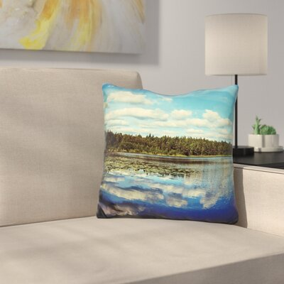 Becer Reflections of Nature Throw Pillow