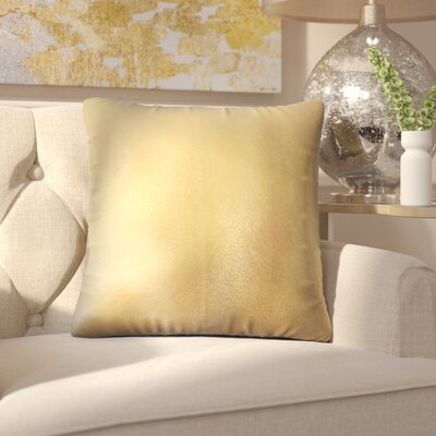 Belen Solid Throw Pillow