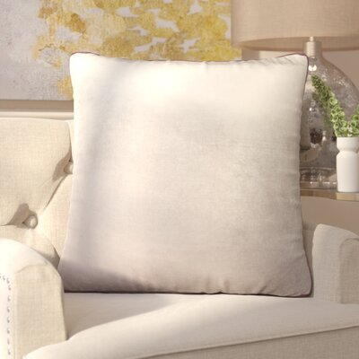 Brooksville Throw Pillow Type: Pillow, Fill Material: Polyester/Polyfill