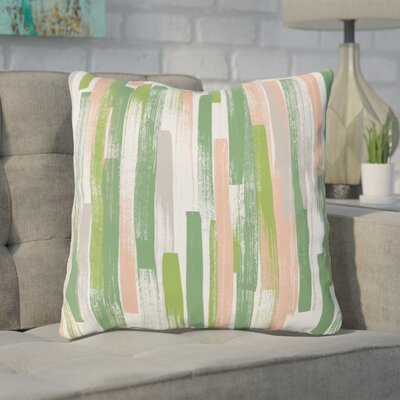 Chambers Bay Spring Throw Pillow Size: 16