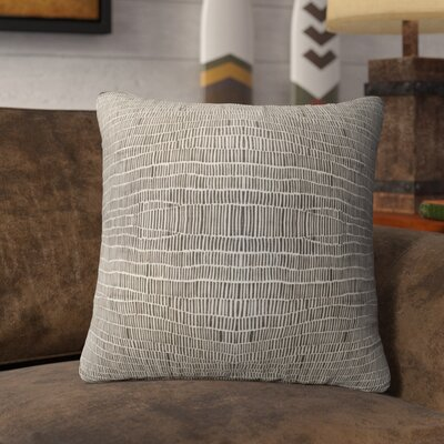 Snider Throw Pillow Size: 24 x 24