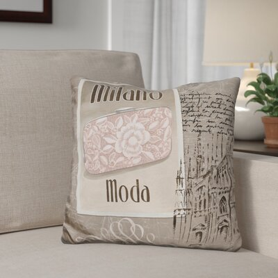 Gilstrap World Fashion Throw Pillow