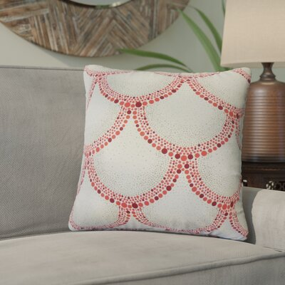 Grijalva Dot Cotton Throw Pillow