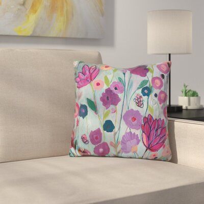 Maresca Lilac Throw Pillow