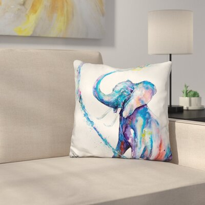 Veris Throw Pillow