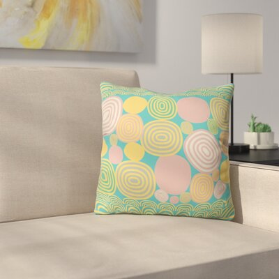 Throw Pillow Size: 16 H x 16 W x 4 D