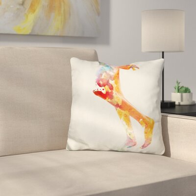 Marcial Skirt Throw Pillow
