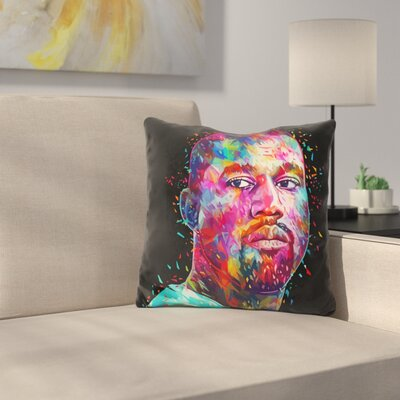 Kanye West Throw Pillow