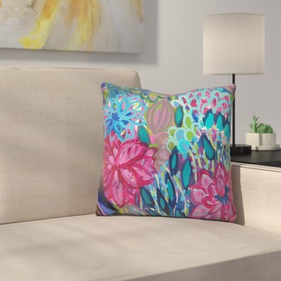 Marek Karma Throw Pillow