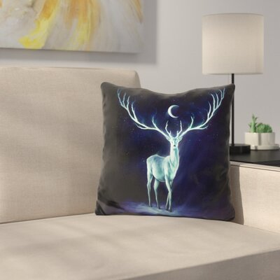 Nightbringer Throw Pillow