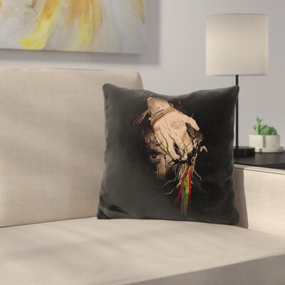 The Terror Throw Pillow