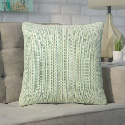Egan Contemporary Throw Pillow Size: 22 x 22