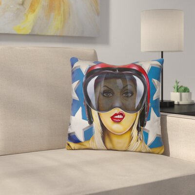 Lightning in a Bottle Throw Pillow