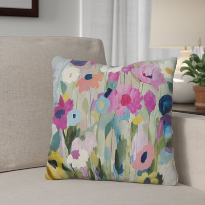 Gerlach Too Pretty To Pick Throw Pillow