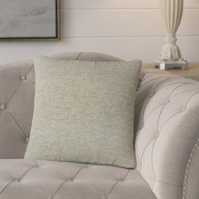 Shalyn Solid Down Filled Throw Pillow Size: 22 x 22