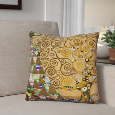 Gipson Tree of Life Throw Pillow
