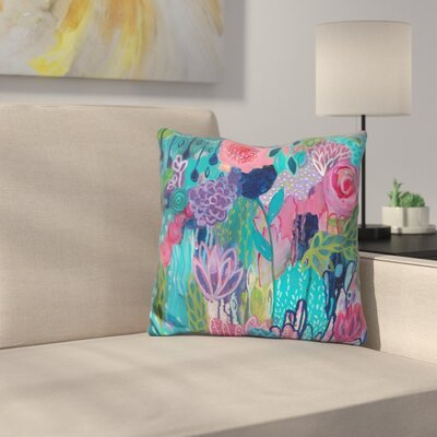 Marconi Exhalation Throw Pillow