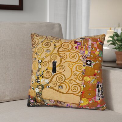 Giraldo Tree of Life Throw Pillow
