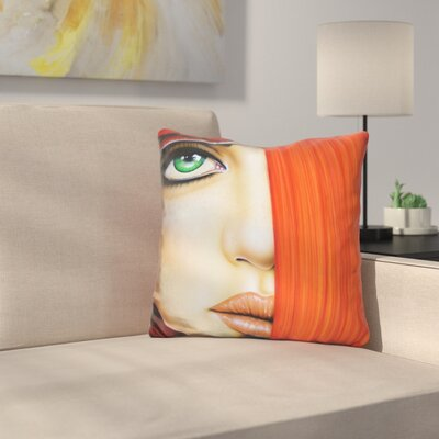 Bangin Throw Pillow