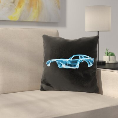 Shelby Daytonad Throw Pillow
