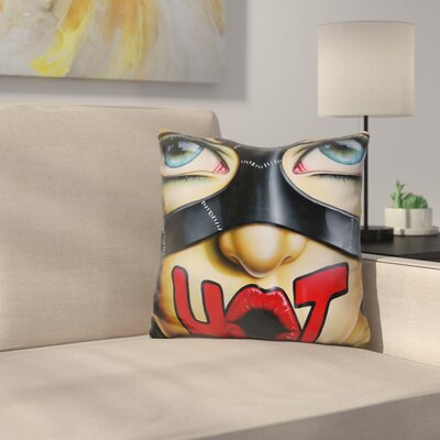 Haute Throw Pillow