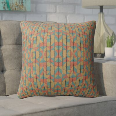 Ferber Throw Pillow Size: 24 x 24