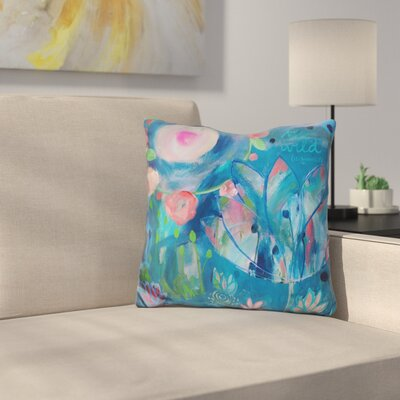Farrow Be Wild Throw Pillow