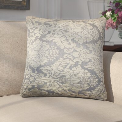 Fortuna Damask Throw Pillow