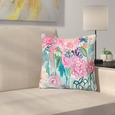 Marinello Enough is Enough Throw Pillow