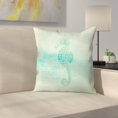 Vintage Animal Color 6 Throw Pillow Size: 20 x 20