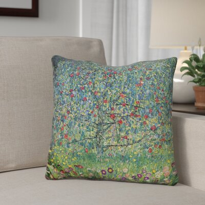 Ginter Apfelbaum Throw Pillow