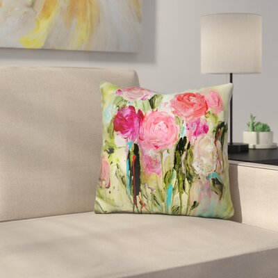 Entre Nous Throw Pillow
